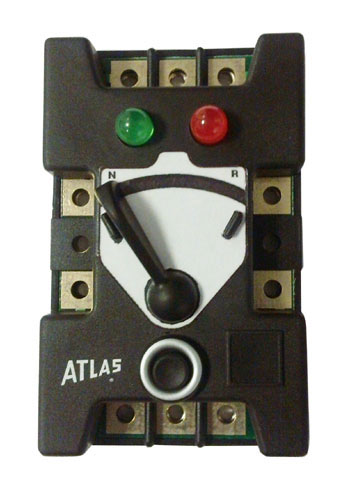 Train Control Lever : Deluxe switch control box pushbutton and lever