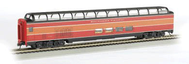 85 39 smooth side full dome lighted interior southern pacific by bachmann industries. Black Bedroom Furniture Sets. Home Design Ideas