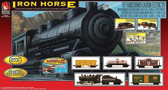 Life - Like™ Rail Runner Train Set - 225629, Toys at ...  |Life Like Trains And Accessories