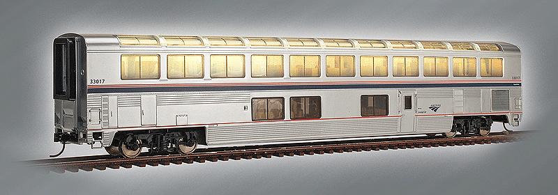 Superliner Interior Lighting Kit By Walthers