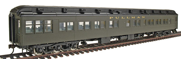 pullman heavyweight solarium observation car pullman by walthers. Black Bedroom Furniture Sets. Home Design Ideas