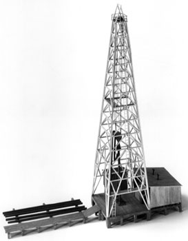 Oil Drilling Rig By Alexander Scale Models