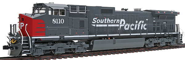 Used Truck Value Calculator >> GE C44-9W DCC Ready Southern Pacific by Kato USA, Inc ...