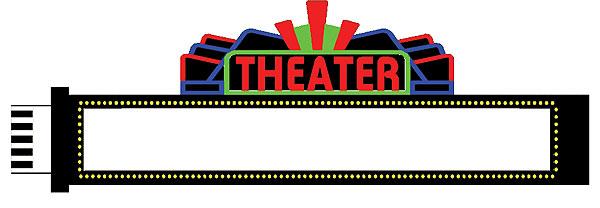 animated neon medium theatre sign  miller engineering  dallasmodelworkscom
