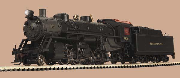 2 8 2 Usra Light Mikado Steam Engine W Proto Sound 3 0